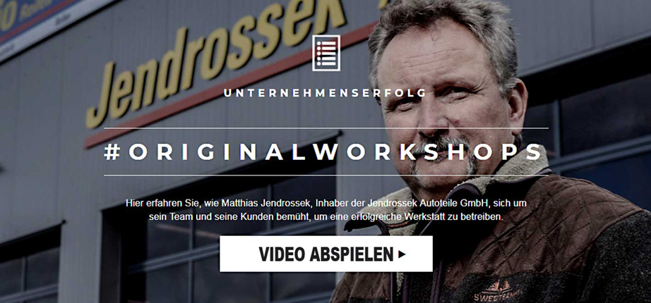Originalworkshops...